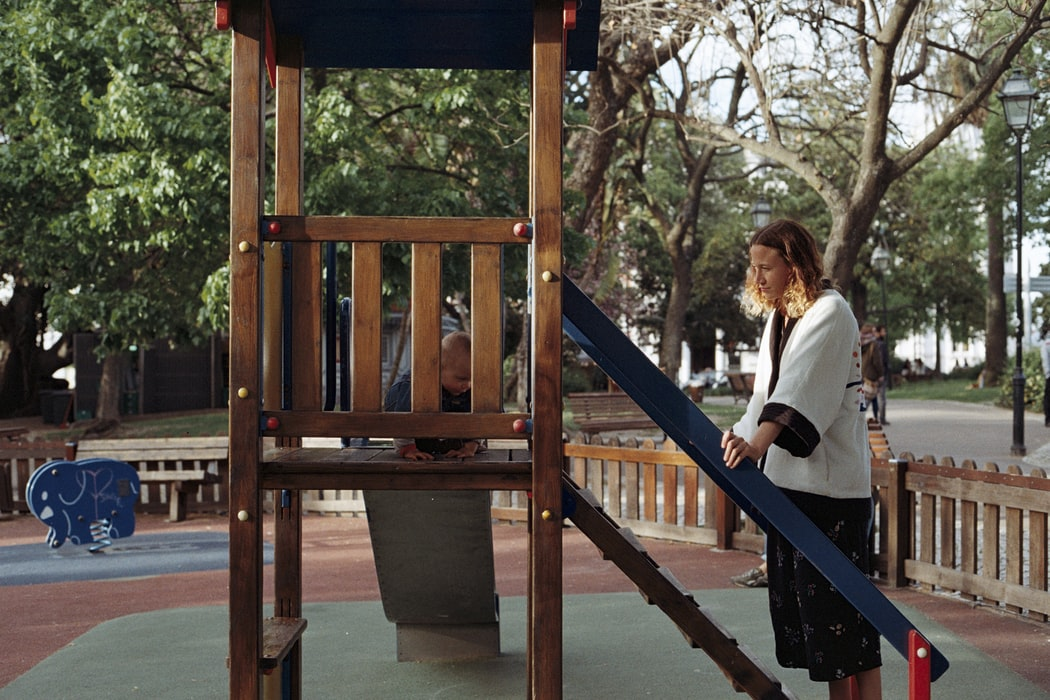 Do You Leave Your Kids Alone at the Playground?