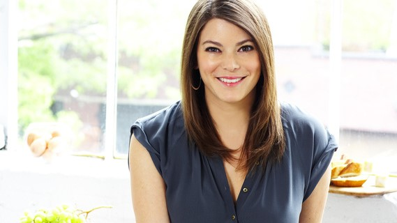 """Gail Simmons Discusses Her Rise to """"Top Chef"""" Fame"""