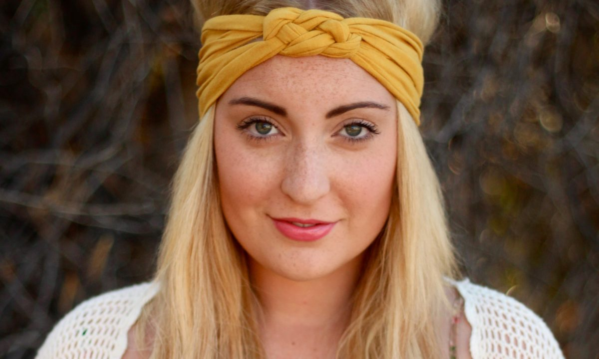 How to Wear a Turban Headband