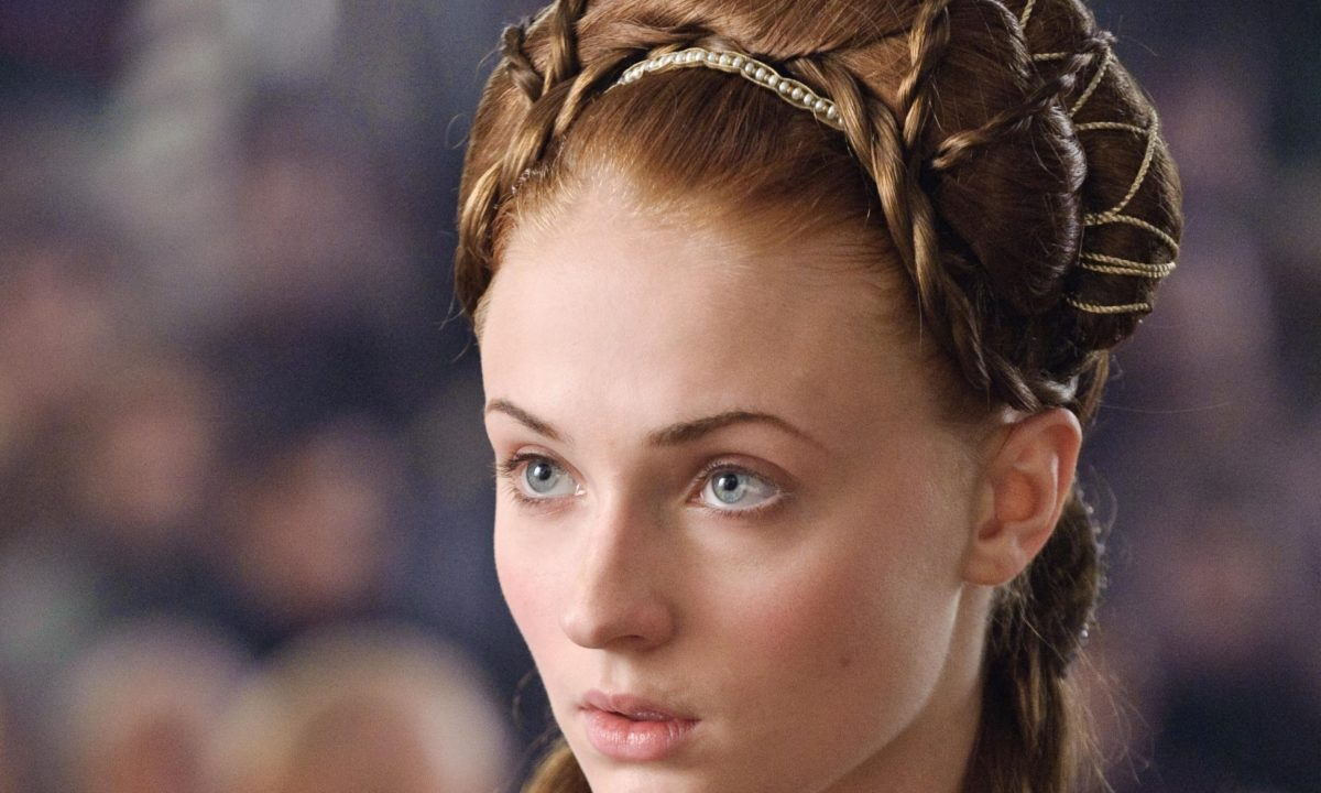 "Sophie Turner—Storms are Brewing at ""Game of Thrones"""