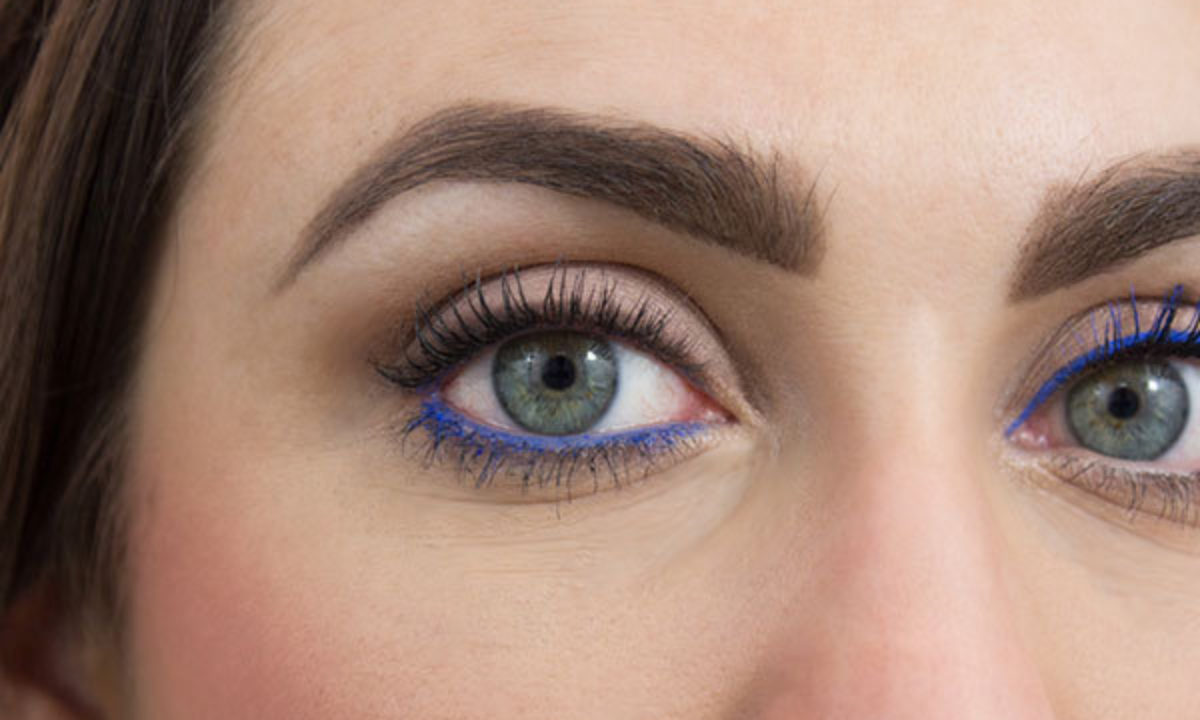 Cobalt Blue Eyeliner: How to Rock the Trend