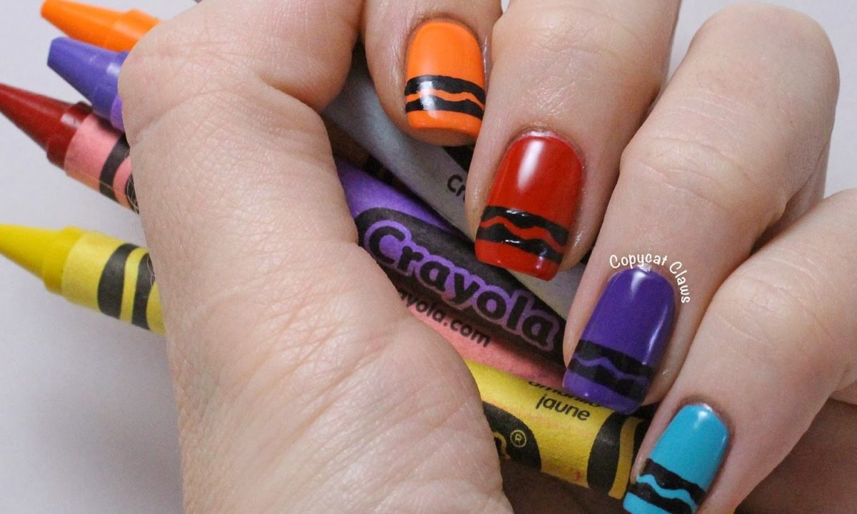 School-Theme Nail Designs That Make Us Want to Hit the Books