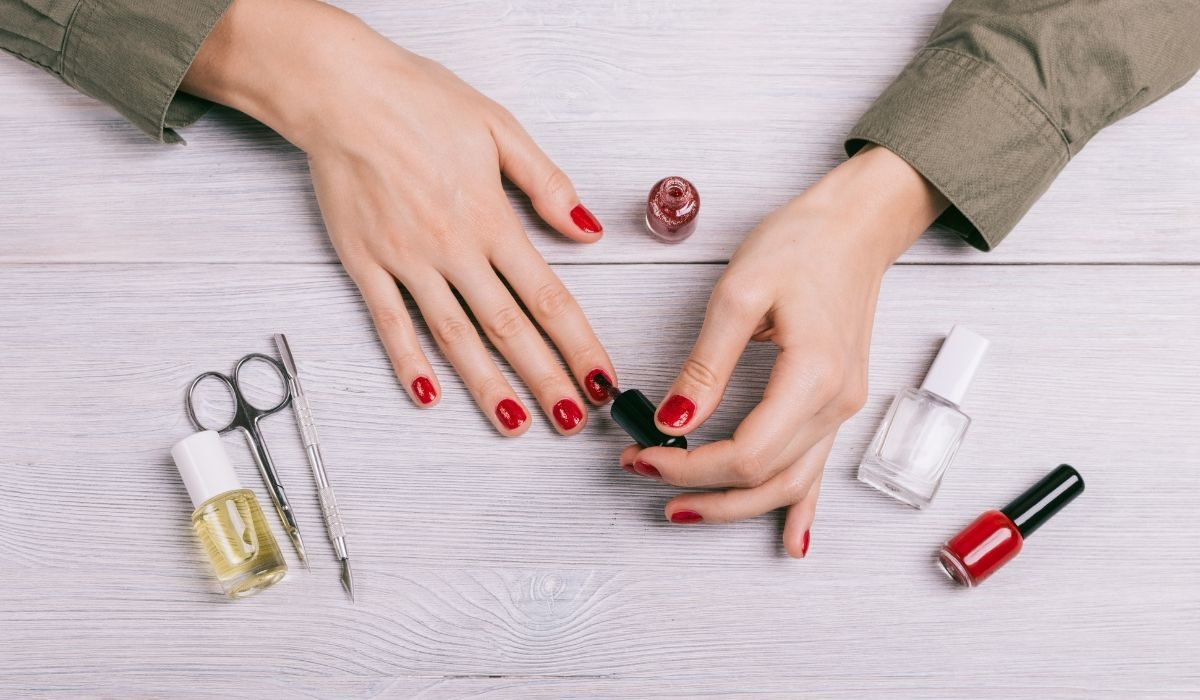 Nail Polish Fixes for Thick or Sticky Polish