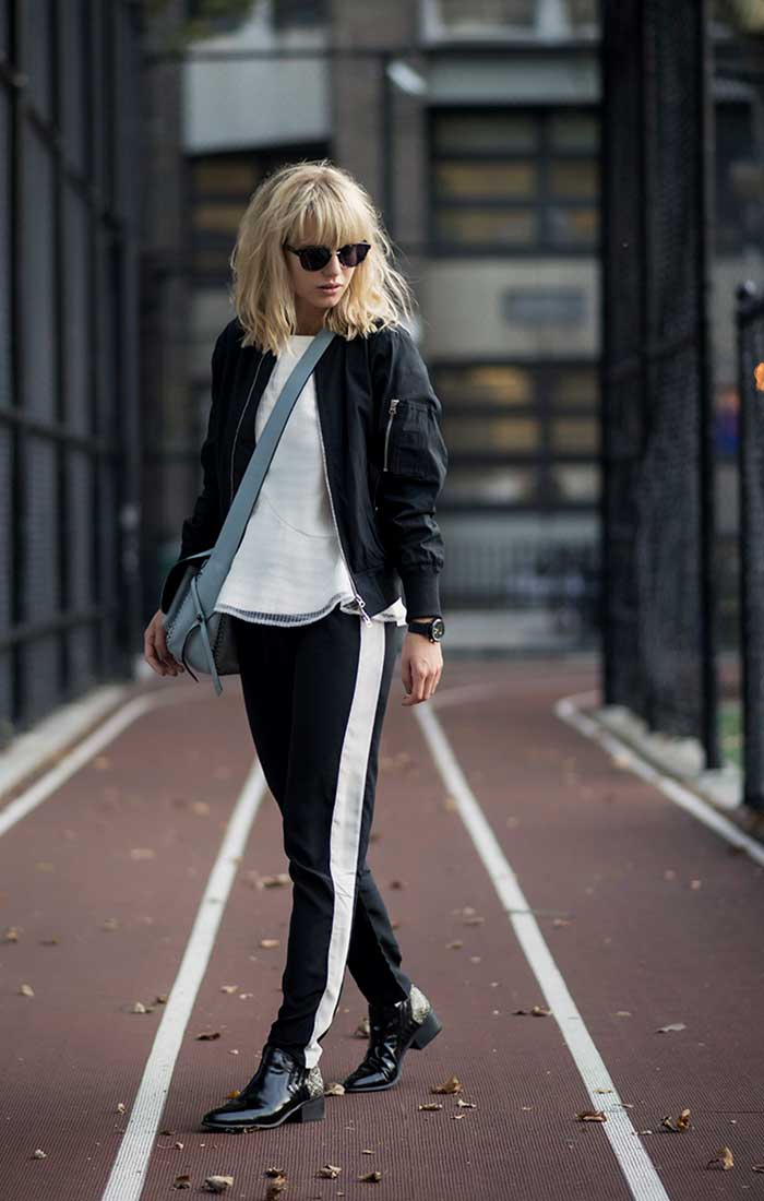 sporty ankle boots Lisa Dengler Just Another