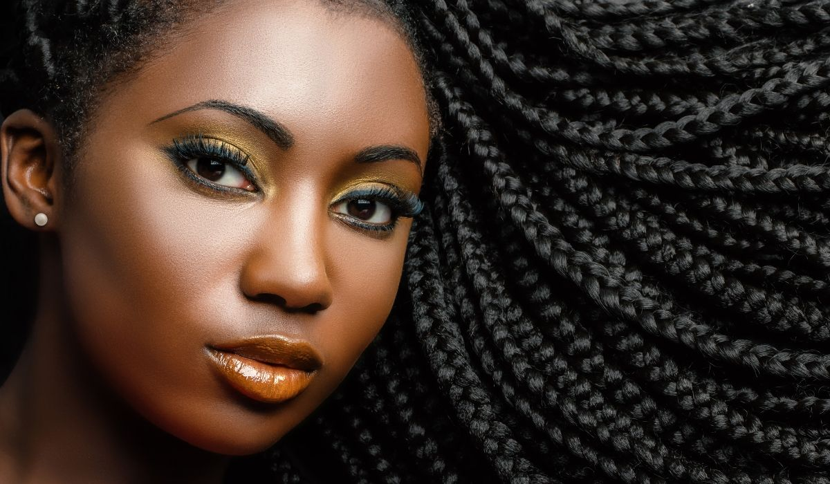 15 Box Braids Hairstyles That Rock More