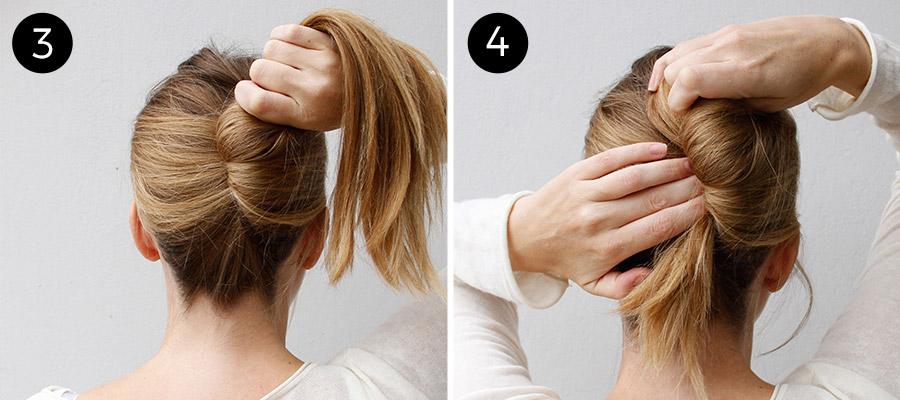 Go Classically Chic With This Easy French Twist