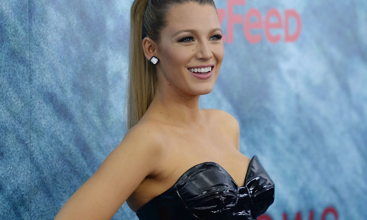 16 Blake Lively Hairstyles We Want to Copy