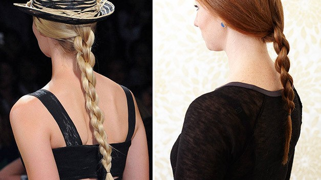 Step Up Your Hair Game With This Chain Link Braid