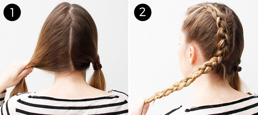 Remarkable Two Dutch Braids Make One Easy Updo More Schematic Wiring Diagrams Phreekkolirunnerswayorg