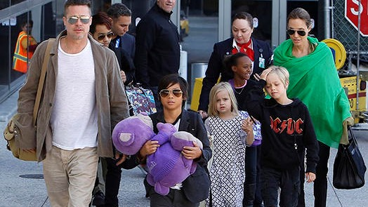 27 Famous People Who Have Adopted Children