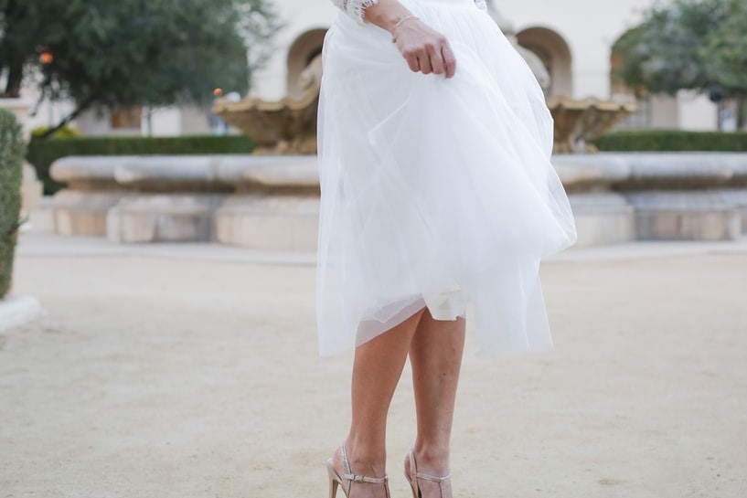 En Pointe: How to Style a Tulle Skirt