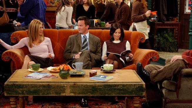 "The 15 Best Moments In ""Friends"" History"