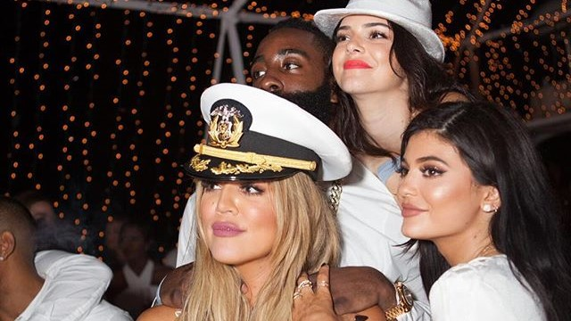 Khloe Kardashian, James Harden Split As 'Kocktails' Star Hangs With Two Exes