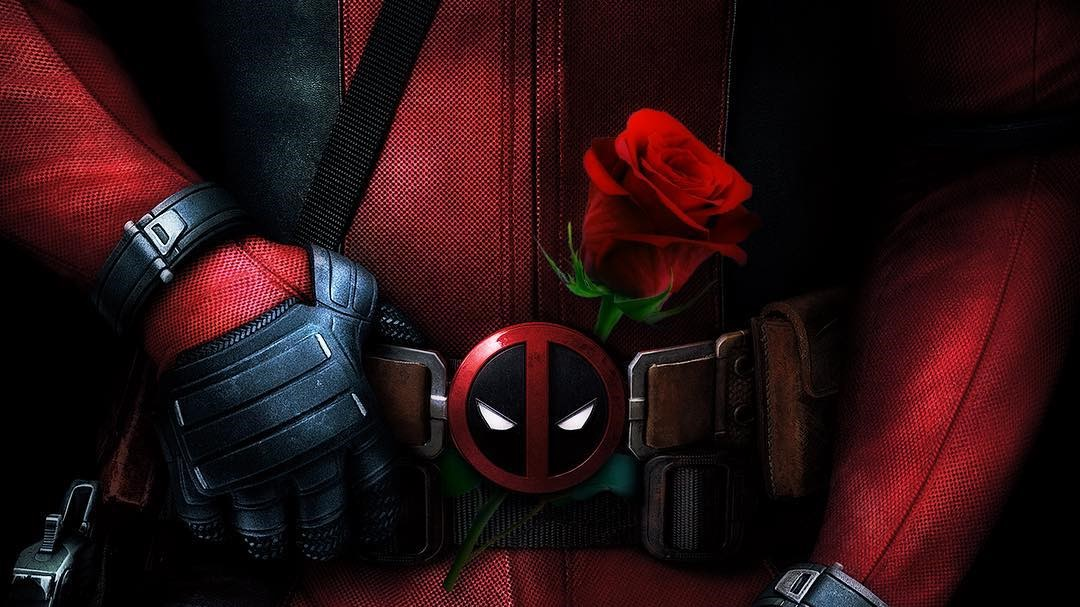 Ryan Reynolds Continues to Channel Deadpool (and Deadpool's Tiny Hand)