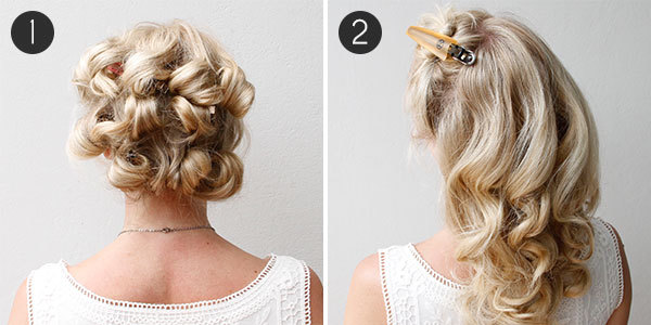 Diy Your Wedding Day Hairstyle With This Braided Updo More