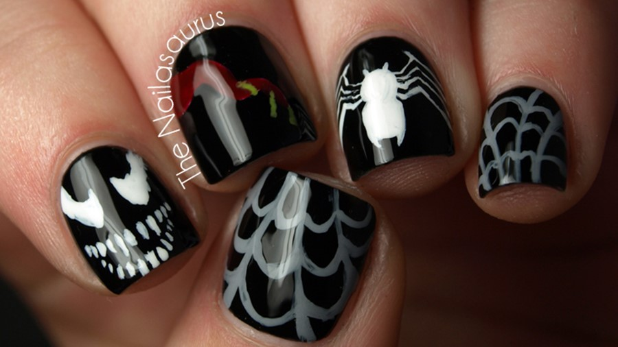 27 Powerful Nail Designs for Any Comic Nerd