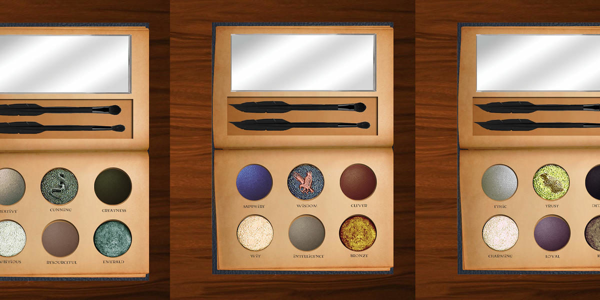 We Love These Harry Potter Makeup Palettes More Than Magic