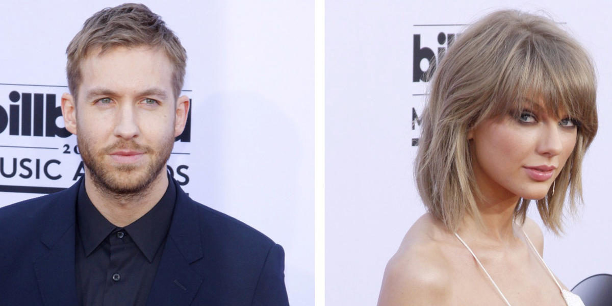 Calvin Harris Just Made A Not-So-Nice Music Video About Taylor Swift