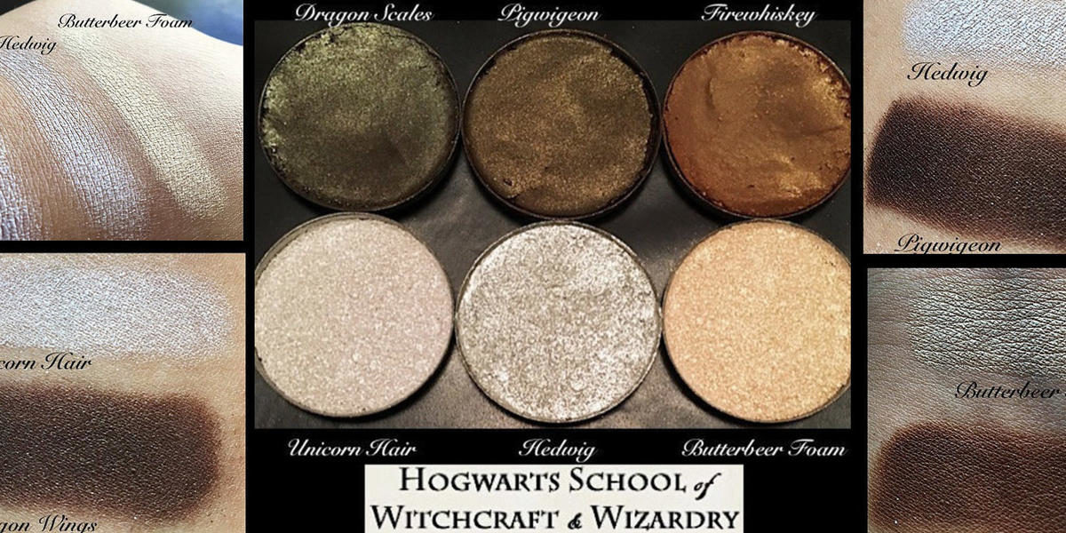 You Don't Have To Be A Witch To Buy These Harry Potter Makeup Palettes