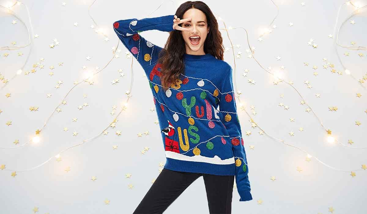 16 Ugly Christmas Sweaters That Will Make You Look Cute AF