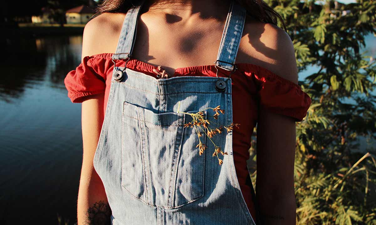 How To Wear Overalls Like a Damn Adult