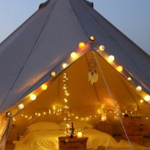 12 Of The Best Glamping Destinations In The U.S.