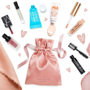 PLAY! by Sephora flat lay of beauty box