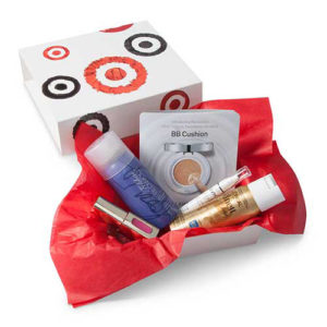 Target monthly beauty box