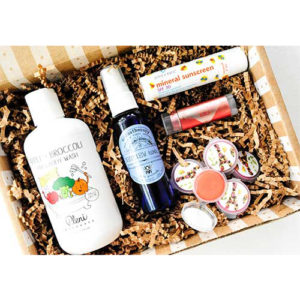 Glowing Beets clean beauty, beauty box