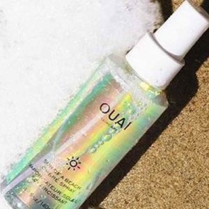 I Tossed Out My Sun-In And Gave Ouai Sun Of A Beach…