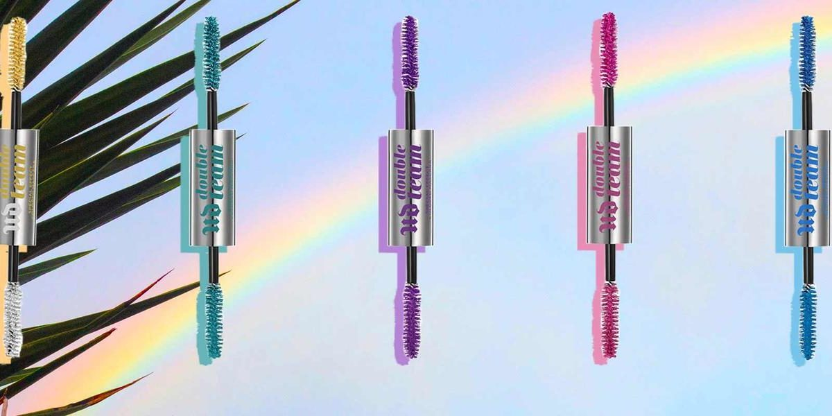 I Wore Rainbow Mascara For A Week—And My Favorite Shade Was A Bold Surprise