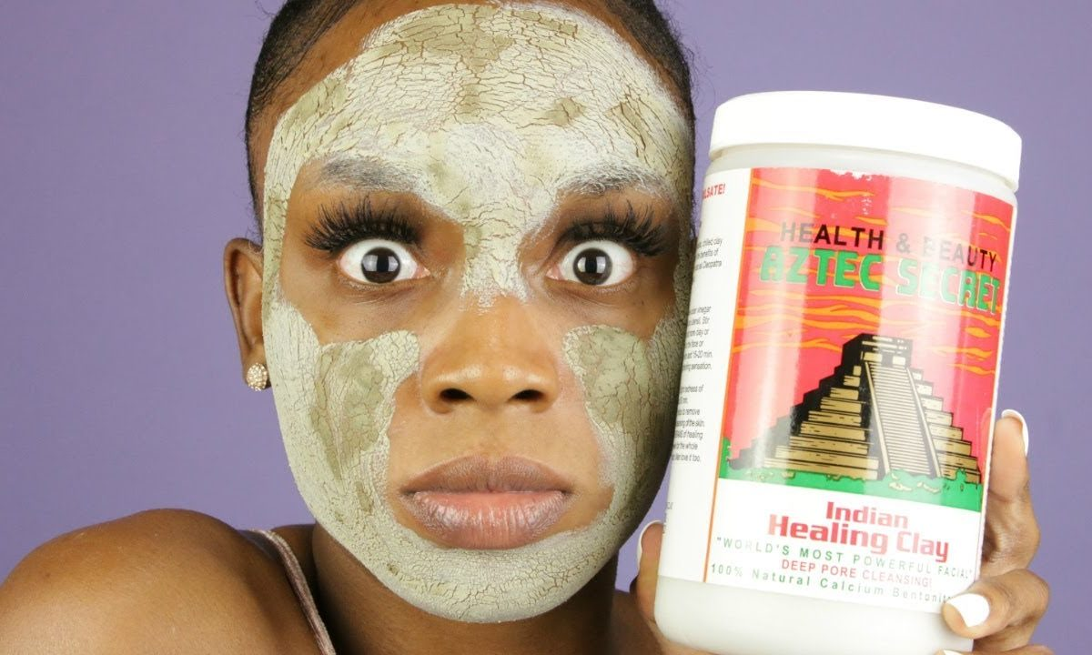 I Tried The Bestselling Aztec Clay Mask From Amazon, And The Hype Is Real