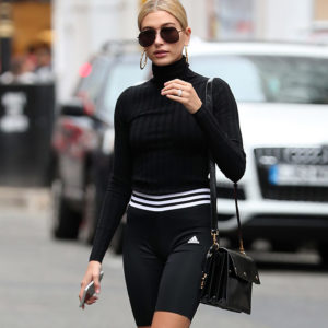 Bike Shorts Are The New Black Leggings, According To These A-List Celebs