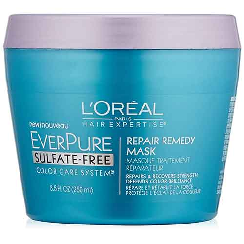 Best Drugstore Hair Mask: L'Oréal EverPure Repair Remedy Mask