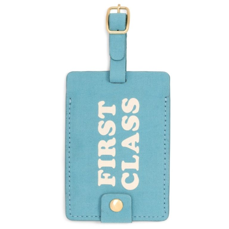 ban.do First Class Luggage Tag