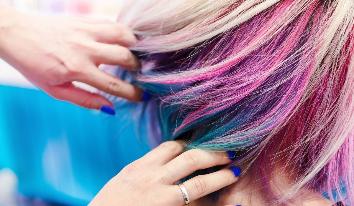 The Best Temporary Hair Dye For A Quick Color Change According To The Experts More