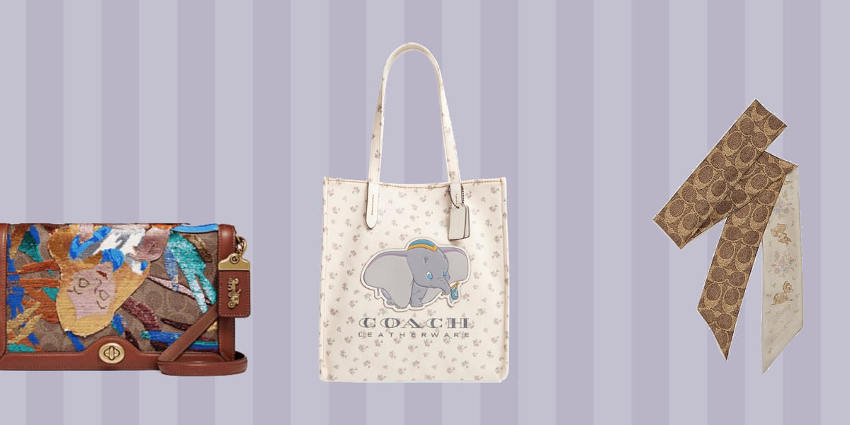 Coach's Latest Collection Is a Must-Have for Any Die-Hard Disney Fan