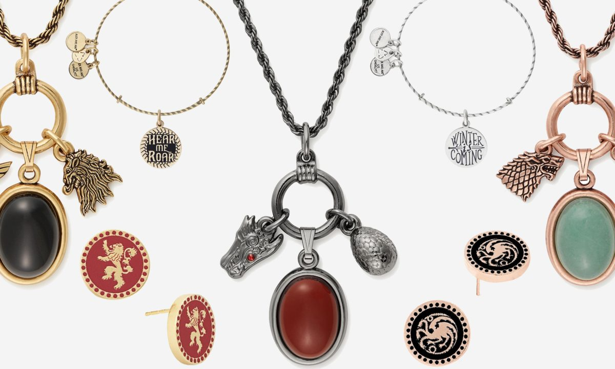 Game of Thrones Fans Are Going to Freak Out Over Alex and Ani's Newest Jewelry Collection