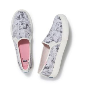 Keds X Betty and Veronica Double Comic Decker