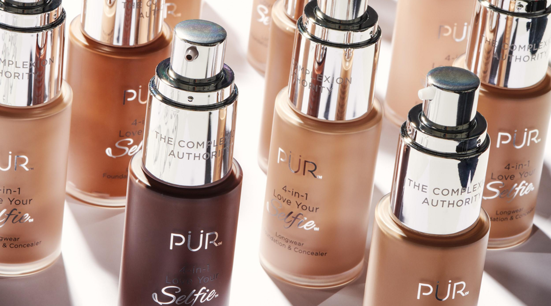 This is Not a Drill! PÜR Cosmetics' New Foundation Has More Than 100 Different Shades