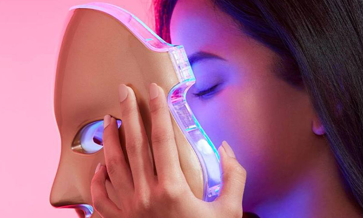 I Tried a $625 Light Therapy Mask, And This Is How My Skin Looks Now