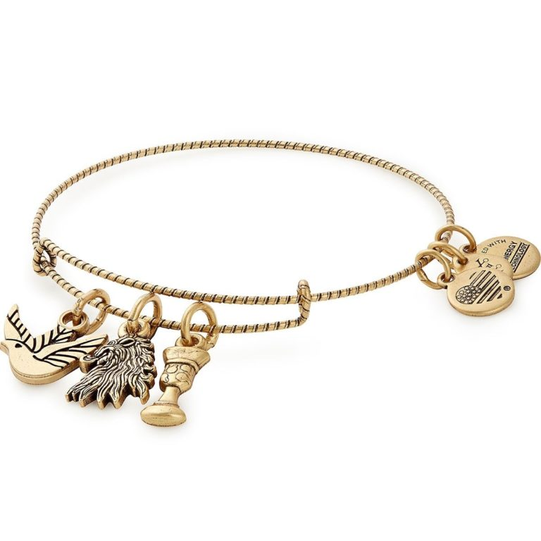 GAME OF THRONES™ Lannister Charm Bangle