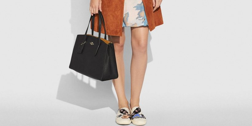 This Best-Selling Bag Is Over $100 Off at Coach's Summer Sale