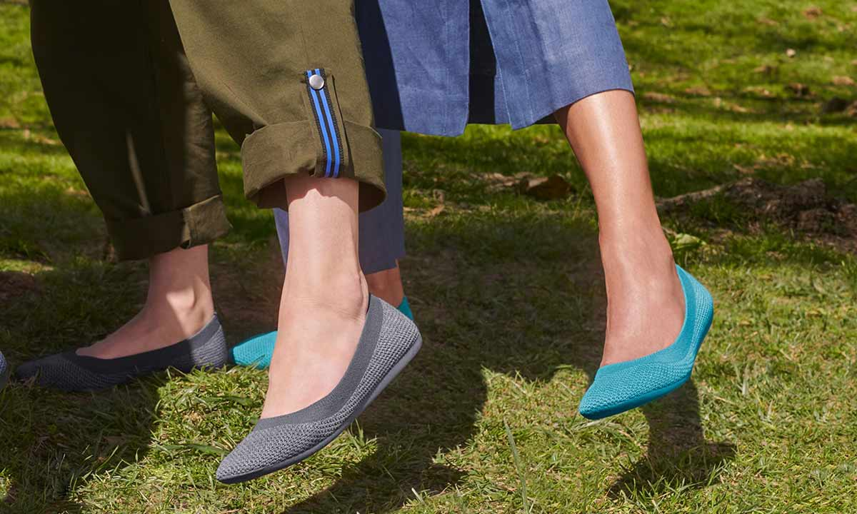 Celeb-Loved Brand Allbirds Just Launched Flats So Comfortable, You'll Never Want to Take Them Off