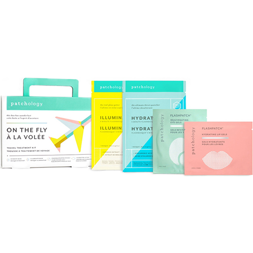 Patchology On The Fly Travel Skin Treatment