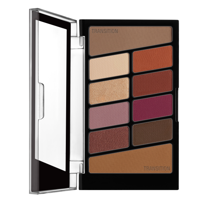 Wet n Wild Color Icon 10-Pan