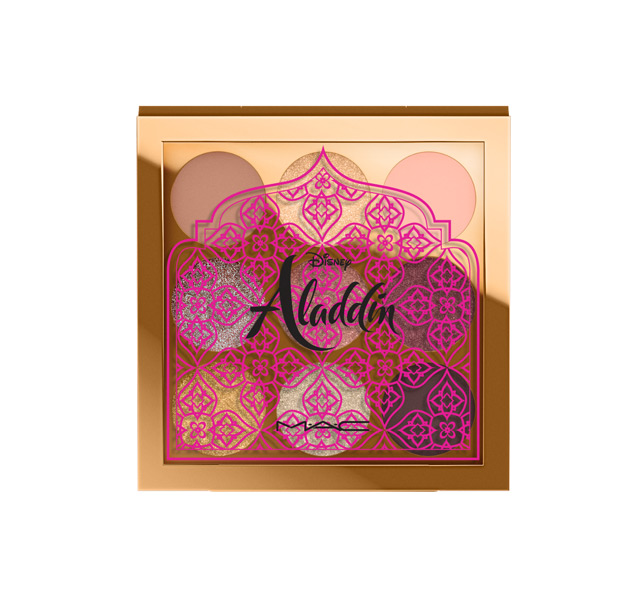 MAC Disney Aladdin Princess Jasmine Eyeshadow Palette