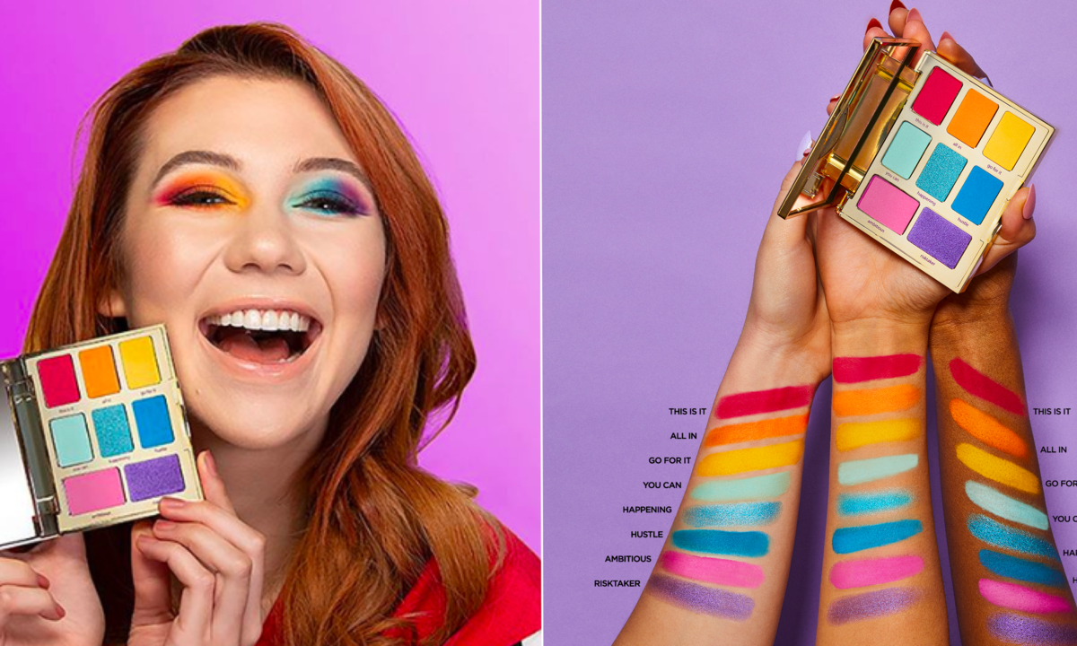 Tarte is Kicking Off Pride Month With a Brand New Palette