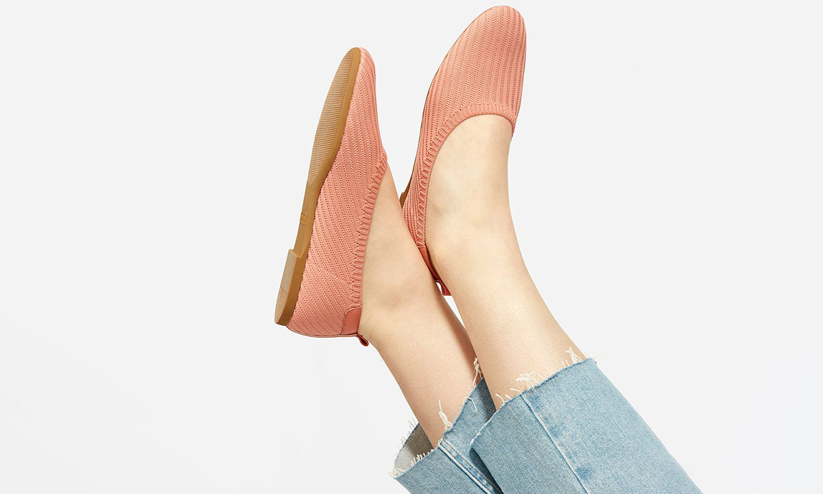 Everlane's 'Most Comfortable Shoe' Is Finally Here
