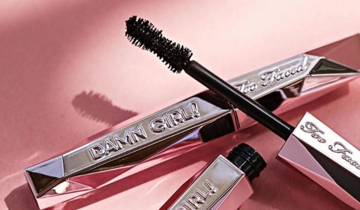 Too Faced Damn Girl! Is Coming for Better Than Sex's Best Mascara Crown